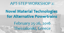 2nd APT-STEP WORKSHOP on