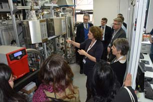 LAB TOUR @ APTL / ASP & Furnaces Lab